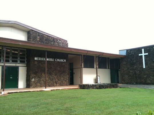 Bethel Bible Church Hawaii